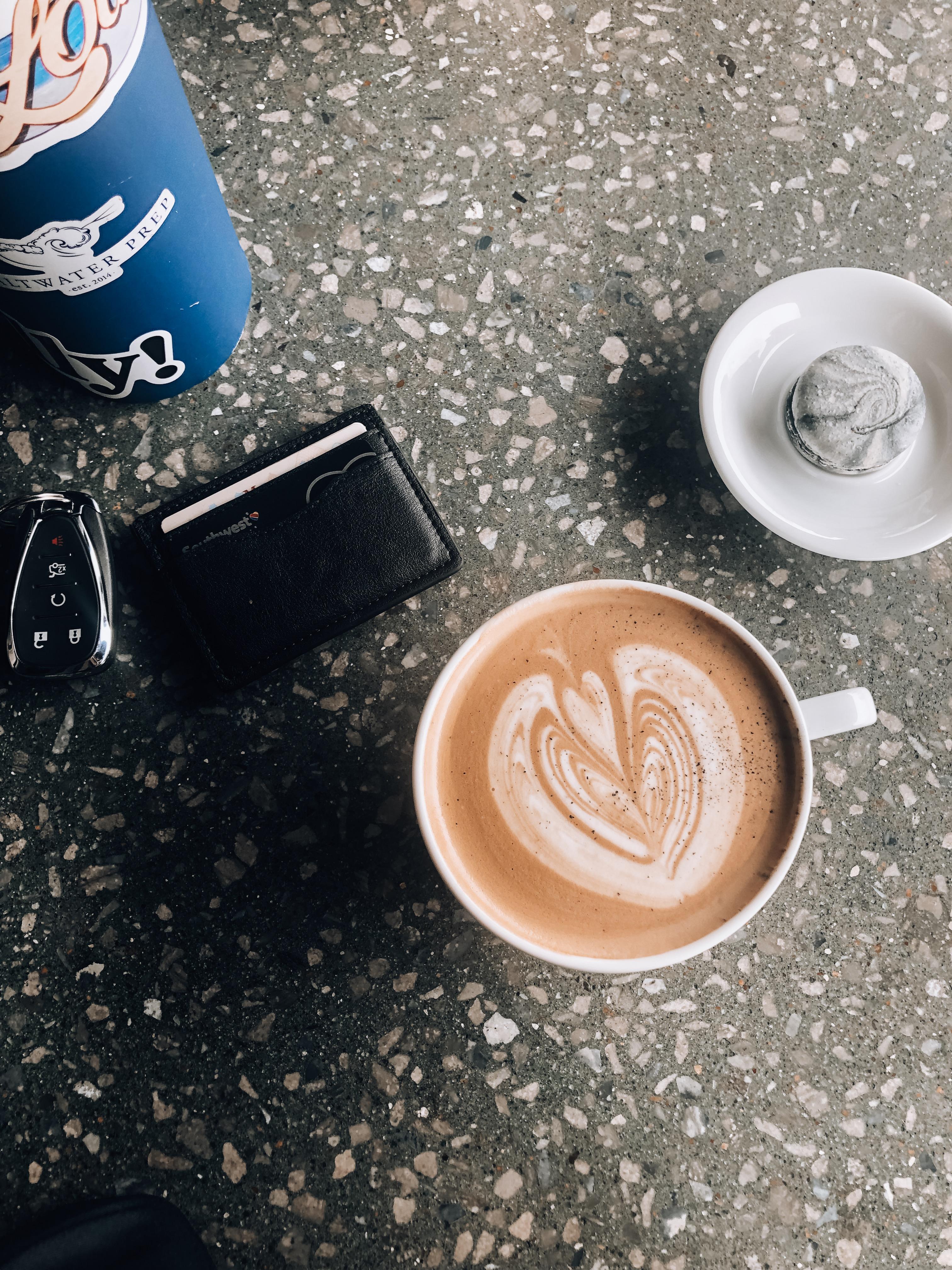 coffee shops Fayetteville Arkansas