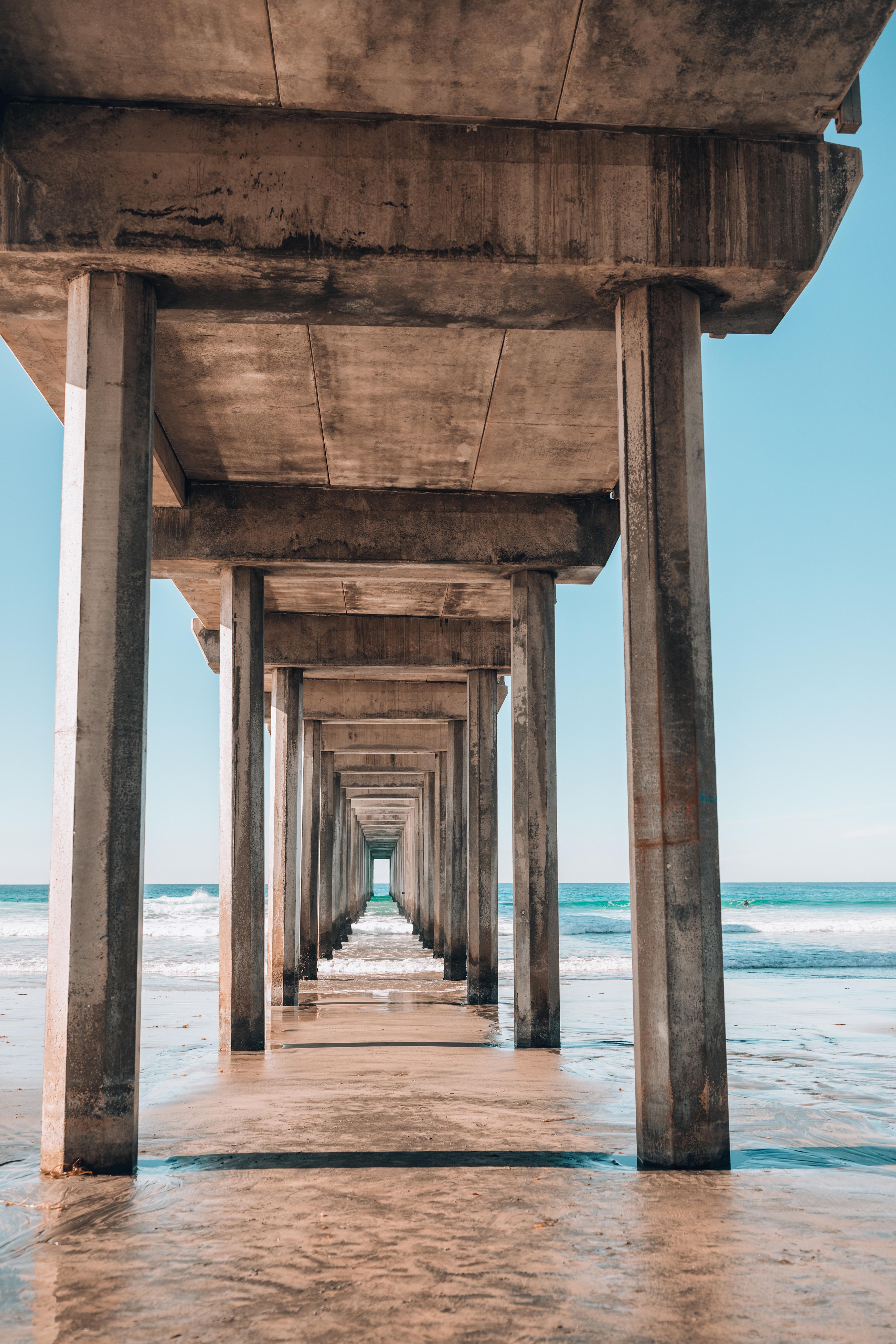 Scripps Pier La Jolla San Diego