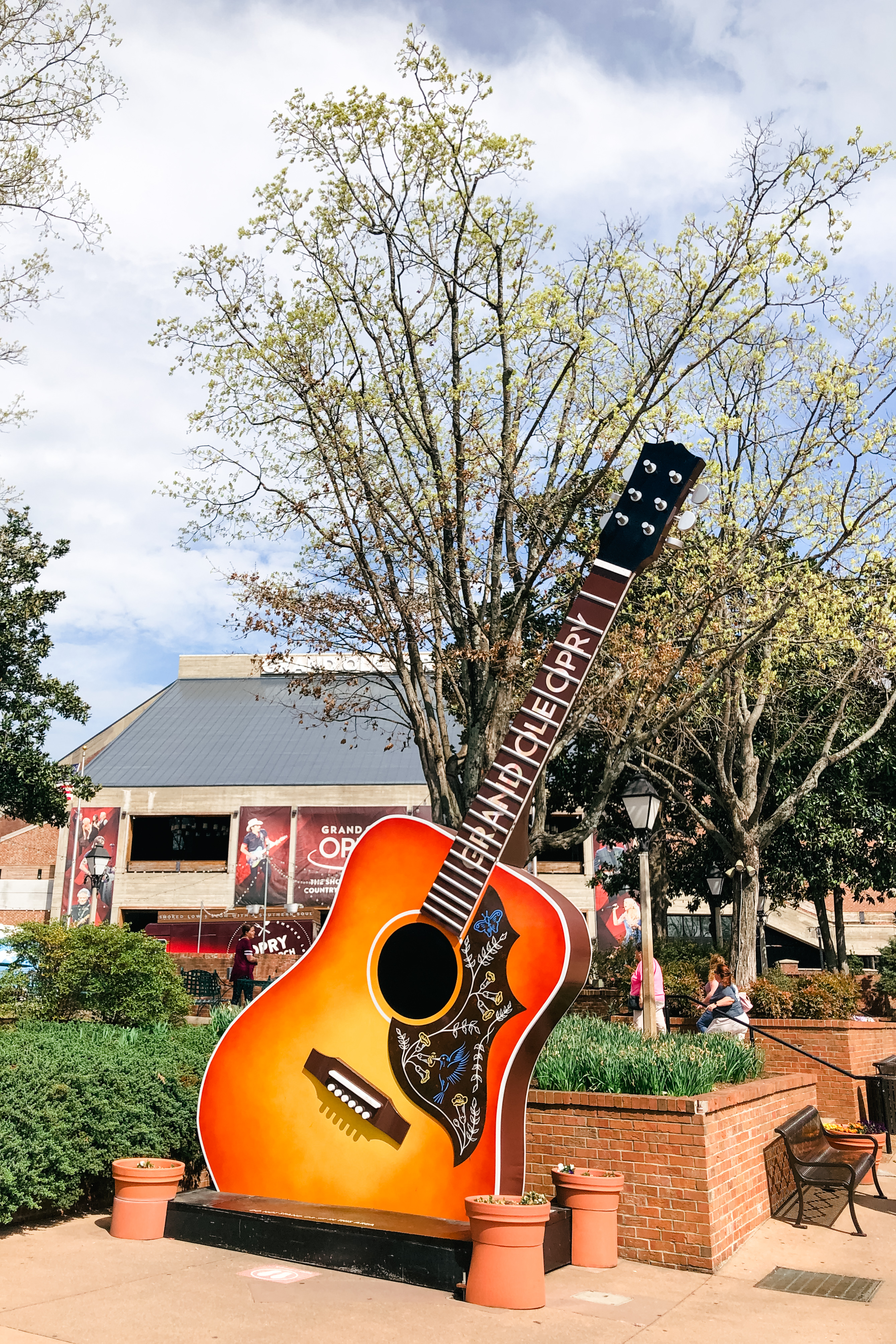 Grand Ole Opry in Nashville, TN